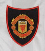 Manchester United 1997-99 away shirt badge