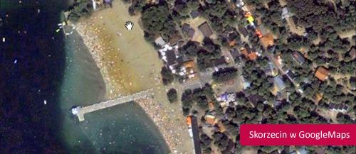 skorzęcin w GoogleMaps