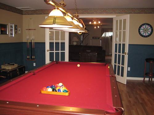 Pool room 3
