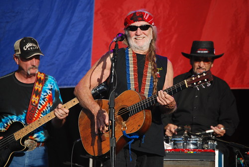 Willie Nelson 2 by rtilden, on Flickr