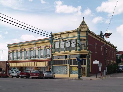 downtown phillipsburg, montana