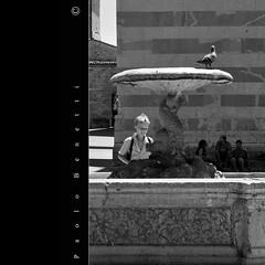 meraviglia (paolo.benetti) Tags: bw nikon italia ombra chiesa fontana perugia piccione assisi umbria colombo d300 santachiara meraviglia