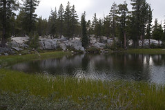 Middle Velma Lake (Emerald Bay, California, United States) Photo