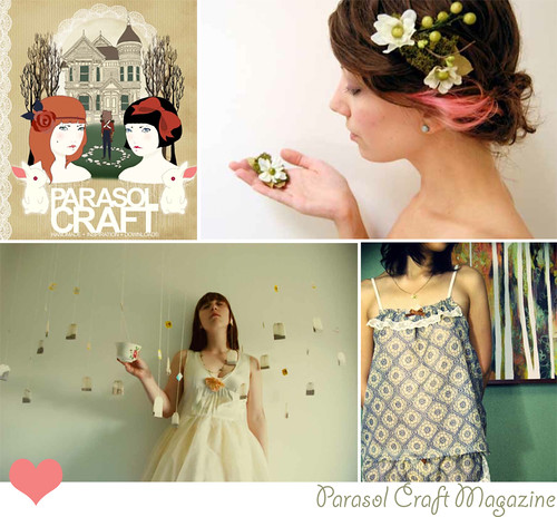 Parasol Craft Magazine