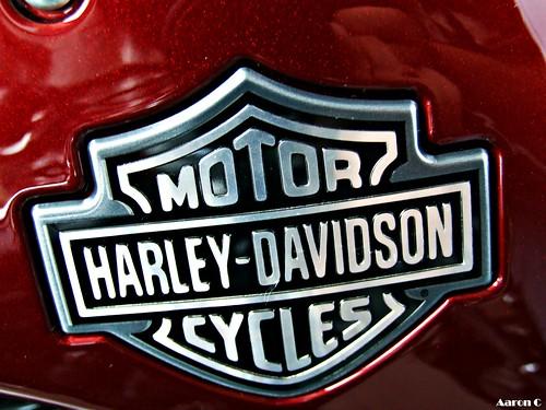 Harley-Davidson!