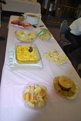 baby shower - kiwanis 4