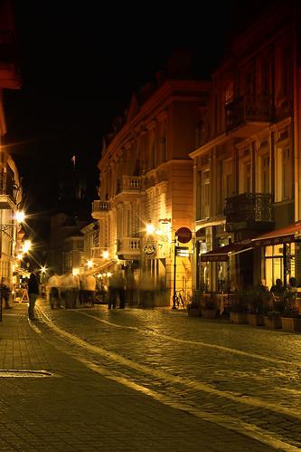 Šešėliai Pilies gatvėje