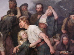 Highland Clearances (detail)