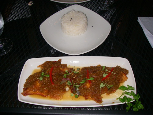 Tilapia at Pusadee Garden