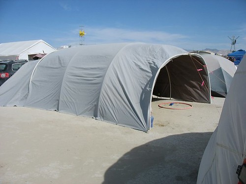 our shade structure