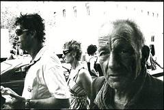Leica M6 (Costas Lycavittos) Tags: street leica people blackandwhite bw film closeup streetphotography athens kodaktmax400 leicam6 monastiraki costaslycavittos summicronm235