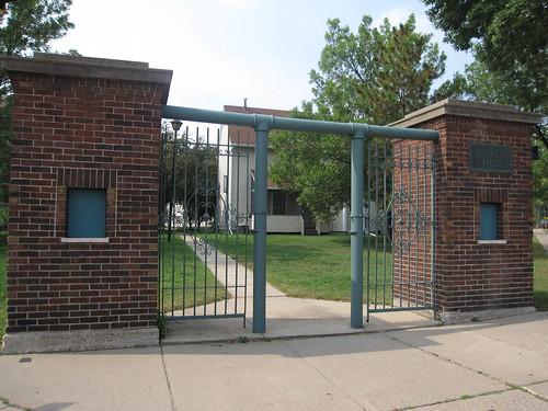 Markley Field Gate