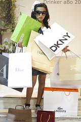 (Muneerah Ibrahim) Tags: love girl fashion canon shopping eos missing you 2009 shopaholic 40d sara3