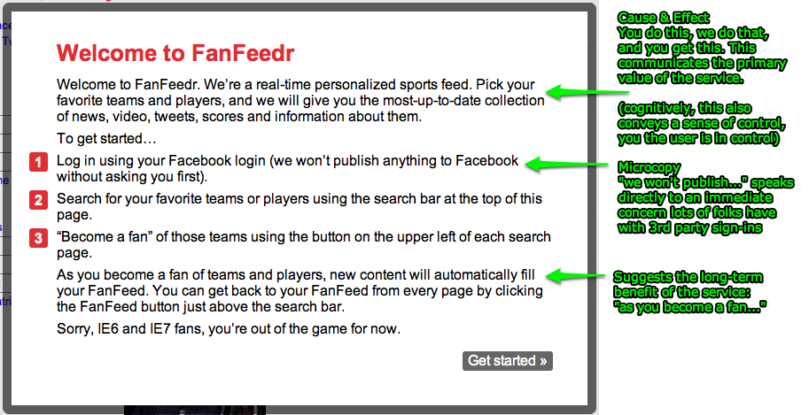 FanFeedr: Annotated
