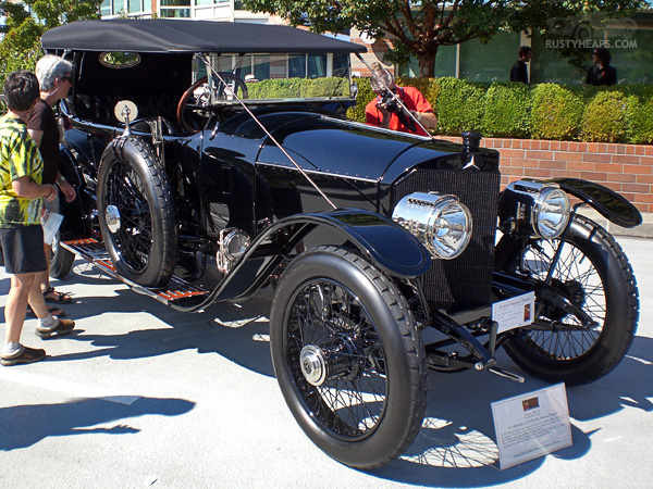 1913 Mercedes