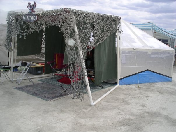 Shade Structures Made From 4x8 Foam Insulation Sheets Eplaya