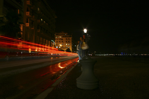Thessalonique by night