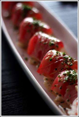 341/365 2009-9-26 Special Tuna & Salmon at Miyagi's