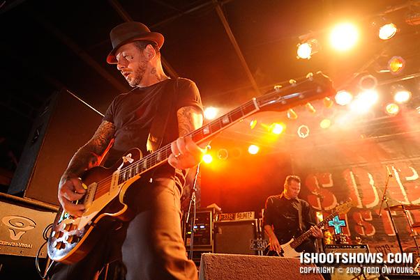 Concert Photos: Social Distortion