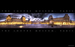 The Louvre Museum at Sunrise (s.j.pettersson) Tags: panorama paris museum architecture sunrise photography pyramid artistic palace hdr glasspyramid impei artisticphotography 1920x1200 thelouvre cobbelstone widescreenwallpaper bej beautifulexpression macwallpaper widescreendesktop platinumphoto artofphotography highqualityphotography flickrestrellas gnneniyisithebestofday alemdagqualityonlyclub sjpettersson sjpetterssoncom flickraward highqualitywidescreenwallpaper highqualitydesktopwallpaper
