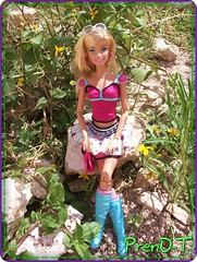 Barbie Fashionista Cutie  (PrenD-T) Tags: doll barbie cutie fashionista mueca prendt