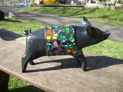 Mini pig: Pig in Clover version, II