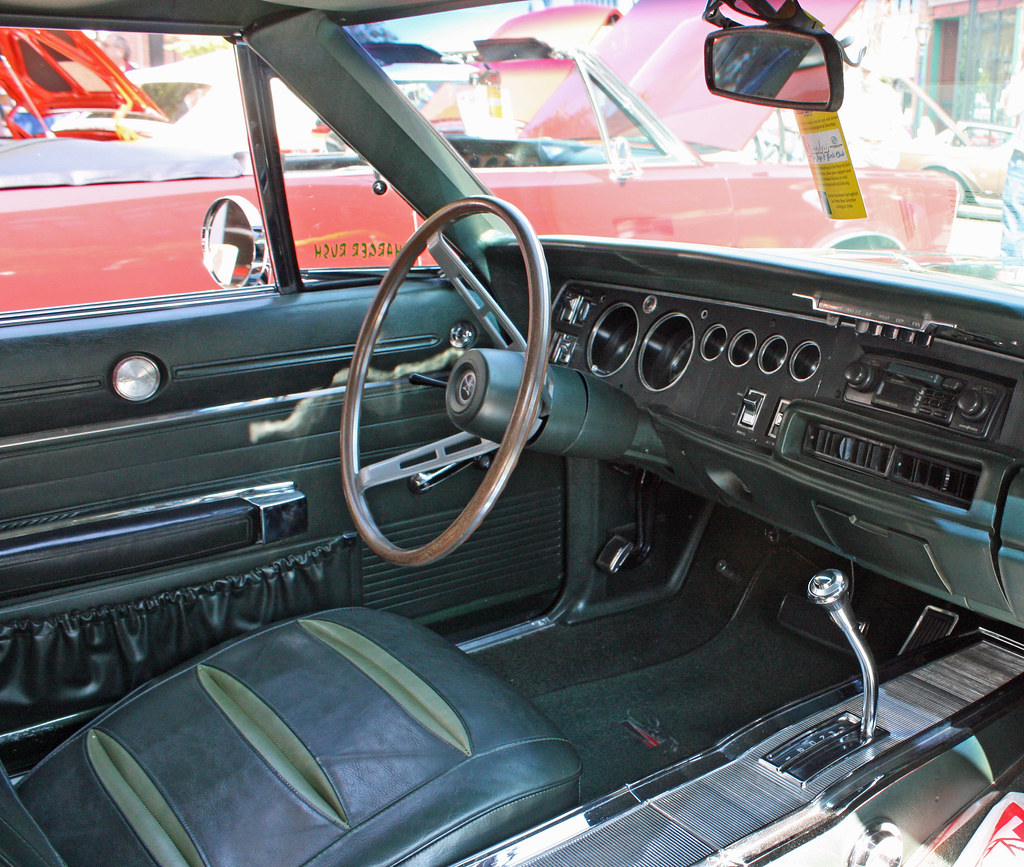 The Worlds Best Photos Of Charger And Gauges Flickr Hive Mind 1969 Dodge Interior 1968 3 8 Myoldpostcards Tags Auto Cars Car