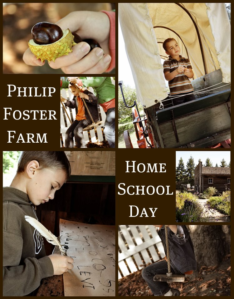 Pioneer Farm Homeschool Day