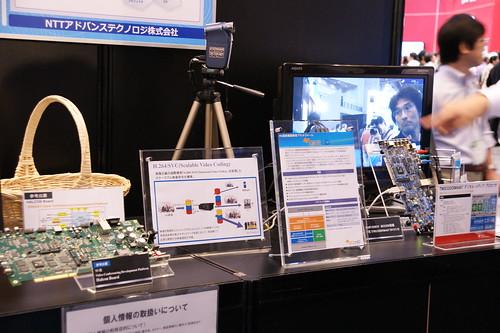 TI製HD通信チップ用SDK/NTTアドバンステクノロジ