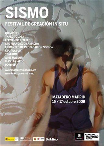 Cartel del festival SISMO