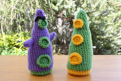 Day of the Tentacle amigurumi