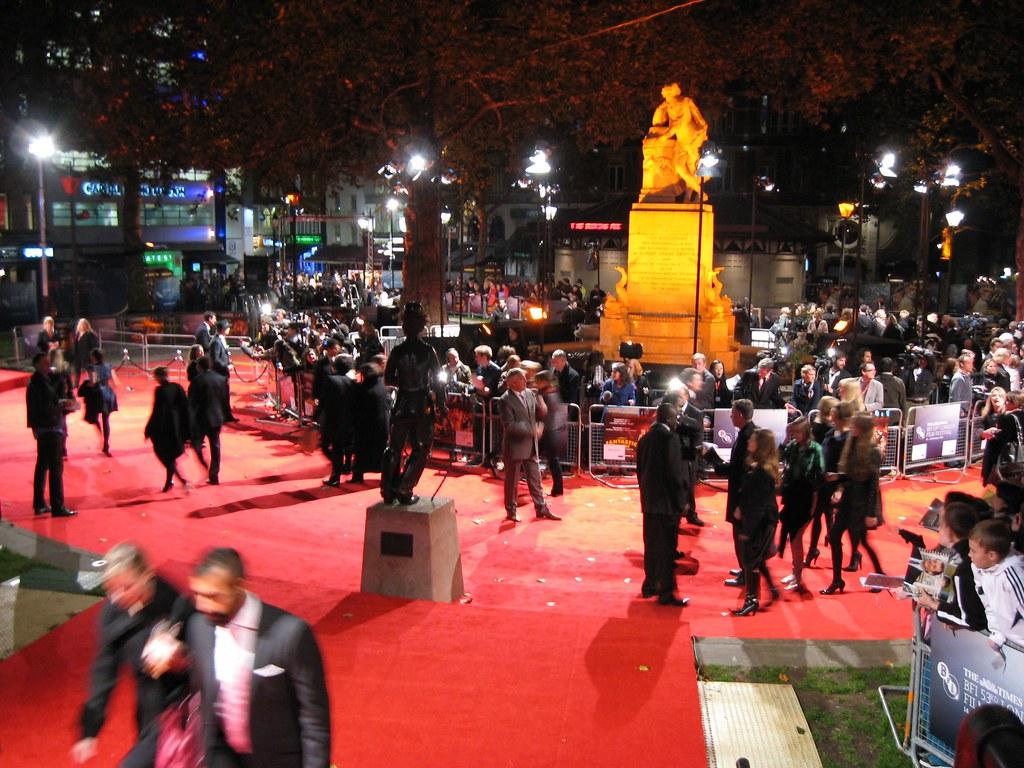 Red Carpet - London Film Festival - Fantastic Mr. Fox