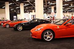 Ferrari's (PManzonfotos) Tags: ferrari lamborghini isf audis4 gemballa audir8 ocautoshow occarshow 2010camaro zr1corvette