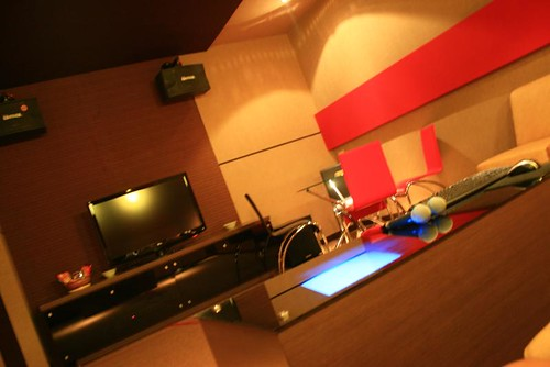 Ruang Karaoke Bee Jay