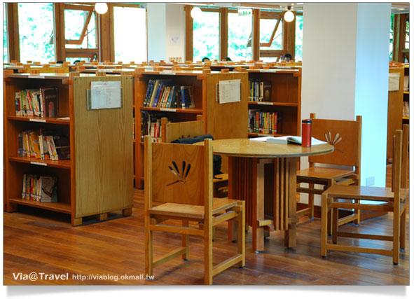 【北投一日遊】北投圖書館~綠色概念美學的圖書館10