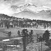 Longs Peak, Estes Park, William Henry Jackson 1873 orig