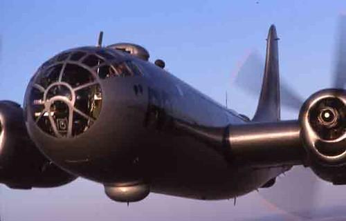 "Warbird picture - Boeing B-29 Superfortress, ""Fifi"", Midland, TX"