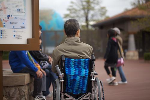 東京ディズニーシー車椅子・駐車場