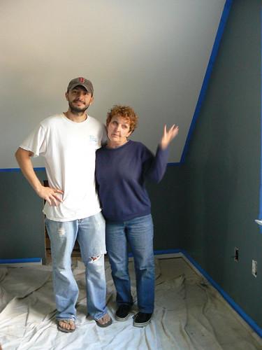 Jesse and Mrs C