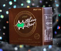 xmas Pudding 6147 R