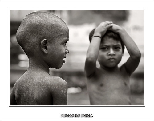 Niños de India (Serie India)