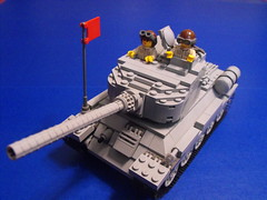 BrickMania's Russian T34 (PizzaMovies Productions (PMP)) Tags: fall for stand lego united we russian divided t34 motherland pizzamovies