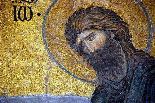 deësis mosaic, haghia sophia (aya sofya), istanbul