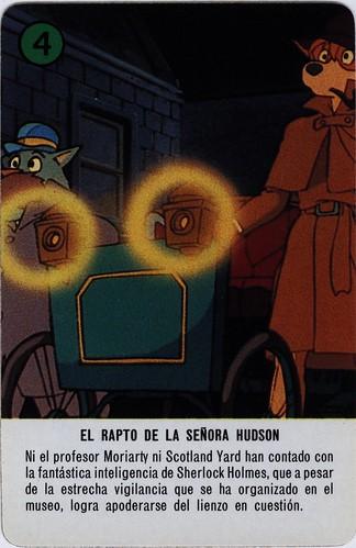 El rapto de la señora Hudson 4