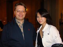Dave and Yuja Wang