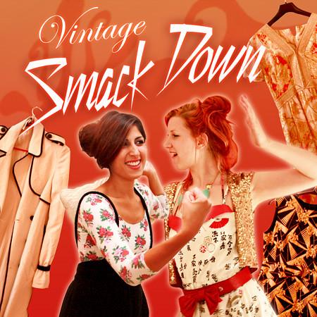 vintage smack down