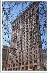 New York 2009 - Flatiron Bulding
