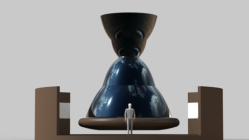 Voice of Conscience bell concept
