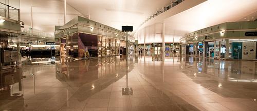 Terminal 1 - Barcelona Airport