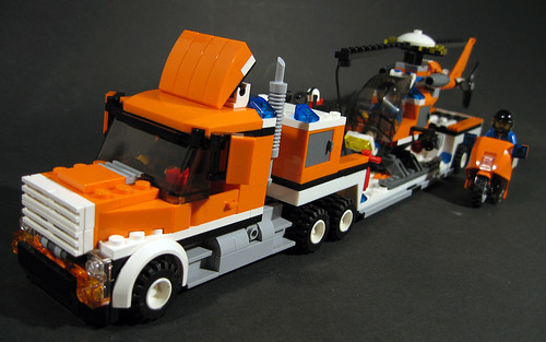 7686 Truck and Heli Transport